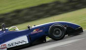F3 Australiana: Bruno Senna é 4º na primeira prova em Melbourne