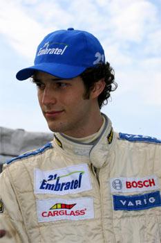 F3 Inglesa: Guardando pneus, Bruno Senna é 9º em Snetterton