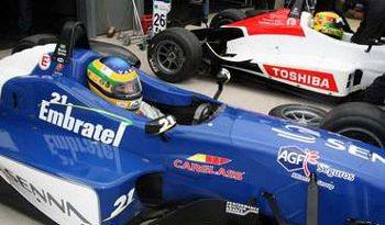 F3 Inglesa: Bruno Senna corre atrás de duas poles na Irlanda