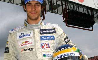 F3 Inglesa: Bruno Senna larga na 2ª colocação na Itália