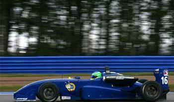 F3 Inglesa: Alberto Valério confirmado para disputar sua primeira temporada na Inglaterra