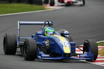 F3 Inglesa: Testes em Croft confirmam favoritismo da Equipe de Bruno Senna