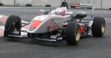 F3 Inglesa: Em Bucareste, Asmer marca a pole para a 5º etapa
