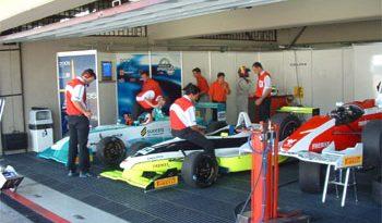 F3 Sulamericana: Dallara F301-Berta é mais veloz que o Dallara F306-Mugen