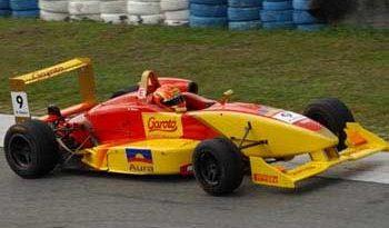 F3 Sulamericana: Diego Nunes é o mais rápido nos treinos livres