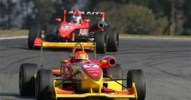 F3 Sulamericana: Moraes e Diego duelam no 1º treino em Buenos Aires