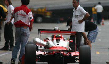 F3 Sulamericana: Razia diz que carro evoluiu mais alguns passos após último teste