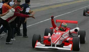 F3 Sulamericana: Razia vence as duas na abertura