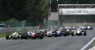 F3 Inglesa: Sam Bird e Jonathan Kennard vencem em Spa