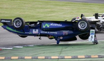 F3 Inglesa: Maro Engel e Marko Asmer vencem em Monza