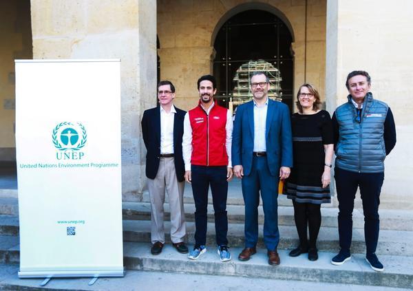 Fórmula-E: ONU aponta Di Grassi como novo embaixador para o meio ambiente