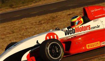 FRenault: Felipe Lapenna vence a segunda prova em Campo Grande