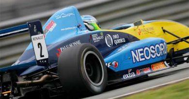 FRenault: Números do GP do Brasil impressionam pilotos em início de carreira