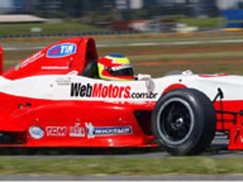 FRenault: Felipe Lapenna da Full Time é o mais rápido no treino extra