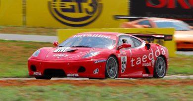 GT3 Brasil: Ferrari começa na frente em Goiânia