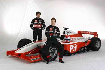 GP2 Series: Confira os inscritos para a temporada 2006