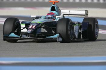 GP2 Series: Piquet é o mais rápido nos testes em Paul Ricard