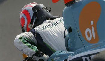 GP2 Series: Pneus impedem Nelsinho Piquet de marcar pontos