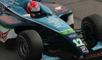 GP2 Series: Nelsinho é o segundo, enquanto Xandinho tem problemas com câmbio