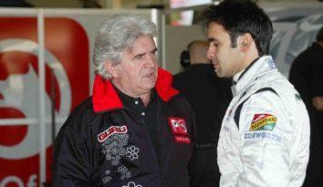 GP2 Series: Antonio Pizzonia participa novamente dos testes desta semana