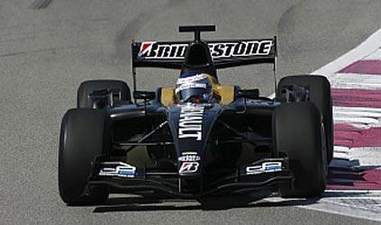 GP2 Series: Novo carro é testado por Nelsinho Piquet