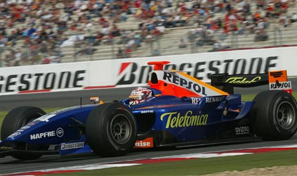 GP2 Series: Javier Villa vence a 2º prova na França