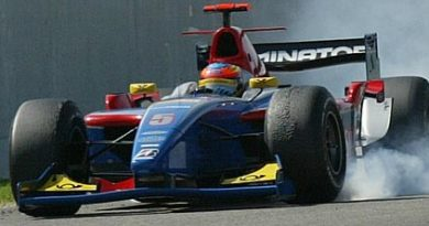 GP2 Series: Timo Glock vence é o Campeão de 2007