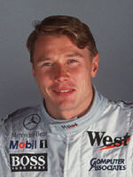 F1: Häkkinen testa pela McLaren na quinta-feira
