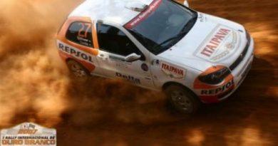 Rally: Apesar de imprevistos, dupla juizforana conquista liderança geral