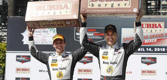 IMSA WeatherTech SportsCar Championship: Filipe Albuquerque e João Barbosa vencem em Long Beach