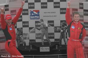 IPS: Mesmo sem vencer Lloyd mantém boa vantagem no campeonato