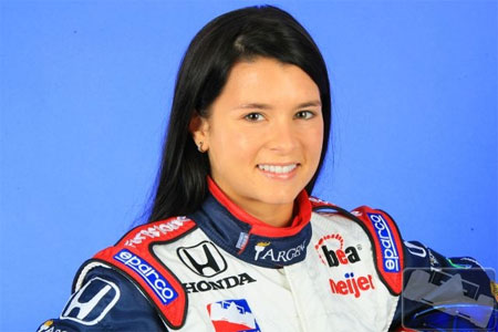 IRL: Danica Patrick é contratada pela Andretti-Green