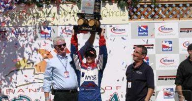 IRL: Marco Andretti, com malandragem da equipe, vence em Sonoma