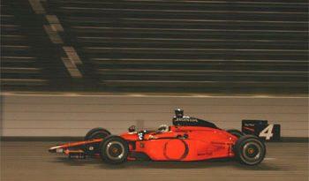 IRL: Sexto no GP do Texas, Vitor Meira faz piada sobre 'meio-acidente' na corrida