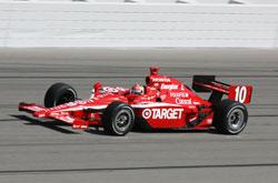 IRL: Dan Wheldon vence prova do Kansas