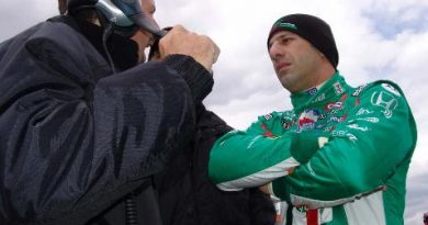 IRL: Tony Kanaan abre a 2ª fila no GP do Japão