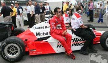 Indy 500: Sam Hornish Jr. conquista a pole em Indianápolis