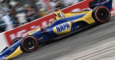 IndyCar: Alexander Rossi domina GP de Long Beach