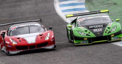 International GT Open: Mikkel Mac e Alessandro Pier Guidi dominam abertura da temporada em Portugal