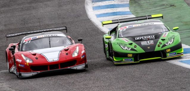 International GT Open: Mikkel Mac e Alessandro Pier Guidi dominam abertura da temporada em Portugal