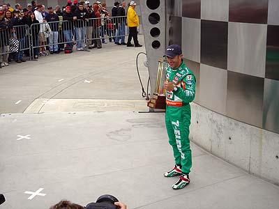 Indy 500: Pole-position das 500 milhas de Indianápolis saí neste sábado