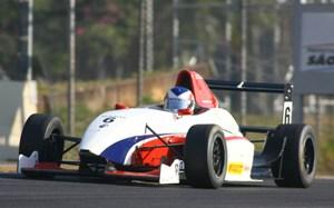 F-Renault: Romancini larga na pole position na preliminar do GP Brasil