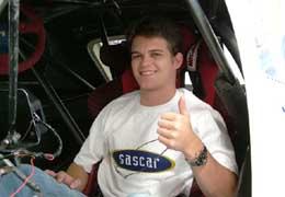 Stock Light: Lico Kaesemodel é o mais rápido no primeiro treino do dia