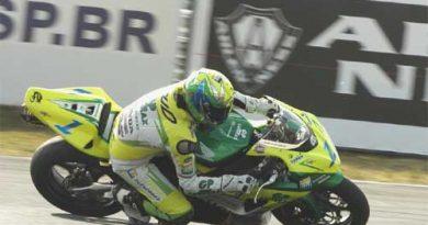 Motovelocidade: Líder do Brasileiro, Scudeler vai a Jerez para correr no Português de Superbikes