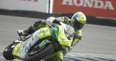 Motovelocidade: Scudeler vence em Santa Cruz e fica a quatro pontos do título da Superbikes