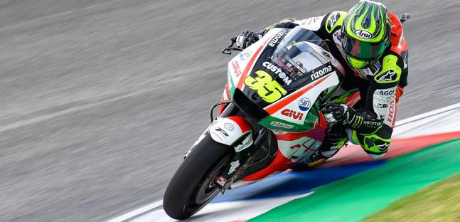 MotoGP: Cal Crutchlow vence o tumultuado GP da Argentina