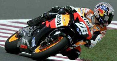 MotoGP: Daniel Pedrosa sai na frente na Espanha
