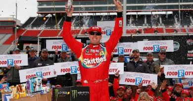 NASCAR Monter Energy Cup Series: Kyle Busch vence em Bristol