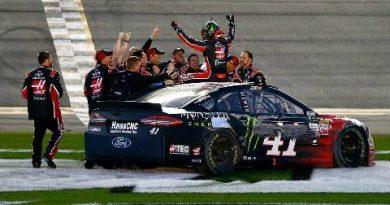 NASCAR Monster Energy Cup Series: Kurt Busch marca a pole-position no Texas
