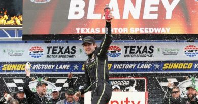 NASCAR XFINITY Series: Ryan Blaney vence no Texas
